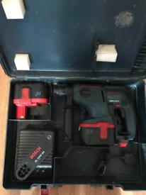 Bosch gbh 24v cordless hammer drill