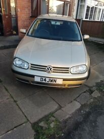 Volkswagen Golf Match 1.4 2003...LOW MILES 11 MONTHS MOT