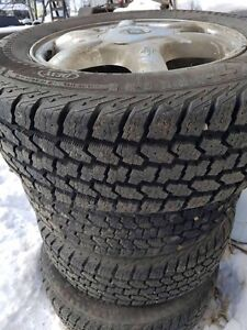 225 60 16 Winter tires