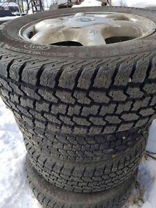 225 60 16 Winter tires
