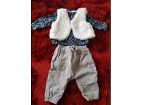 Baby girl outfit 0-3 month