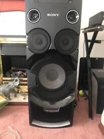 Mhc-v7d Sony stereo