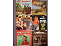 Jim Reeves 6(six) Albums LP's