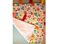 Little Cuties 'Night Owl' Comfort Blanket