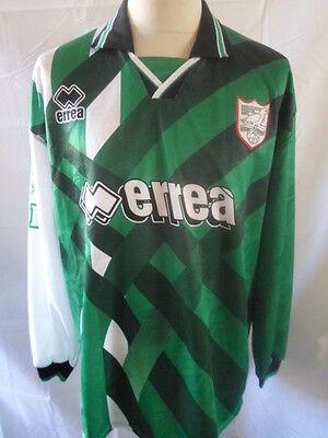 Scarborough 1997-1998 Away Football Shirt Size Extra Extra Large XXL image