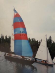 For Sale: CS22 Sailboat