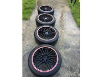Bmw 5 series alloy 19 inch