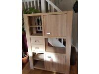 Next light coloured cabinet