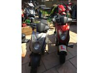 Kymco agility x2 spares or repairs