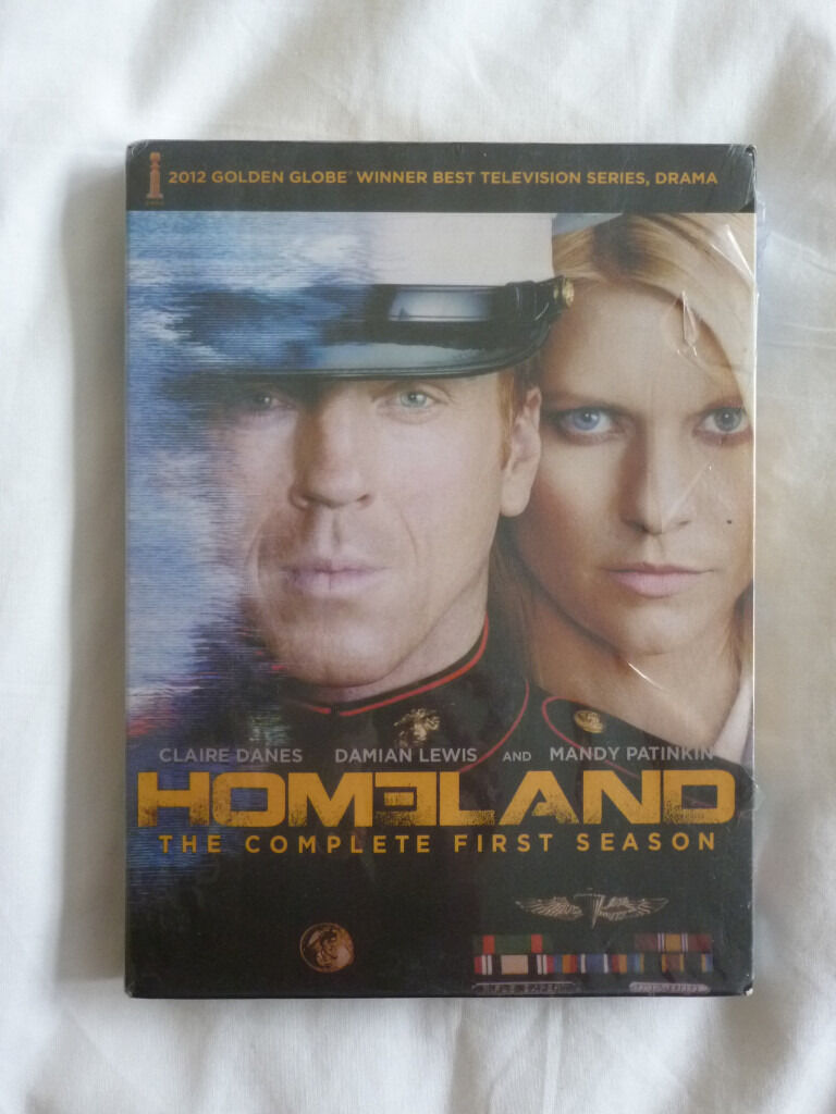 NEW HOMELAND SERIES 1 DVD BOX SET