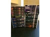Scifi (Star Trek/Stargate/Farscape) DVD collection