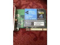 LINKSYS WMP54GS WIRELESS-G 2.4 GHz PCI ADAPTER