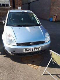 2004 Ford Fiesta 1.3 Finnesse.
