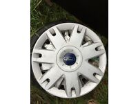 "Ford wheel cap hub 15"" for Fiesta focus fusion £6 for 1 & £15 for 3"