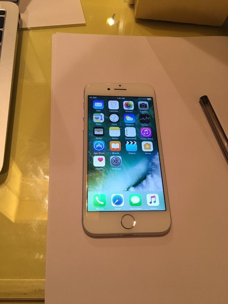iPhone 7 128gb unlocked brand new condition