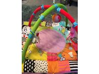 Baby Activity Mat - activity gym