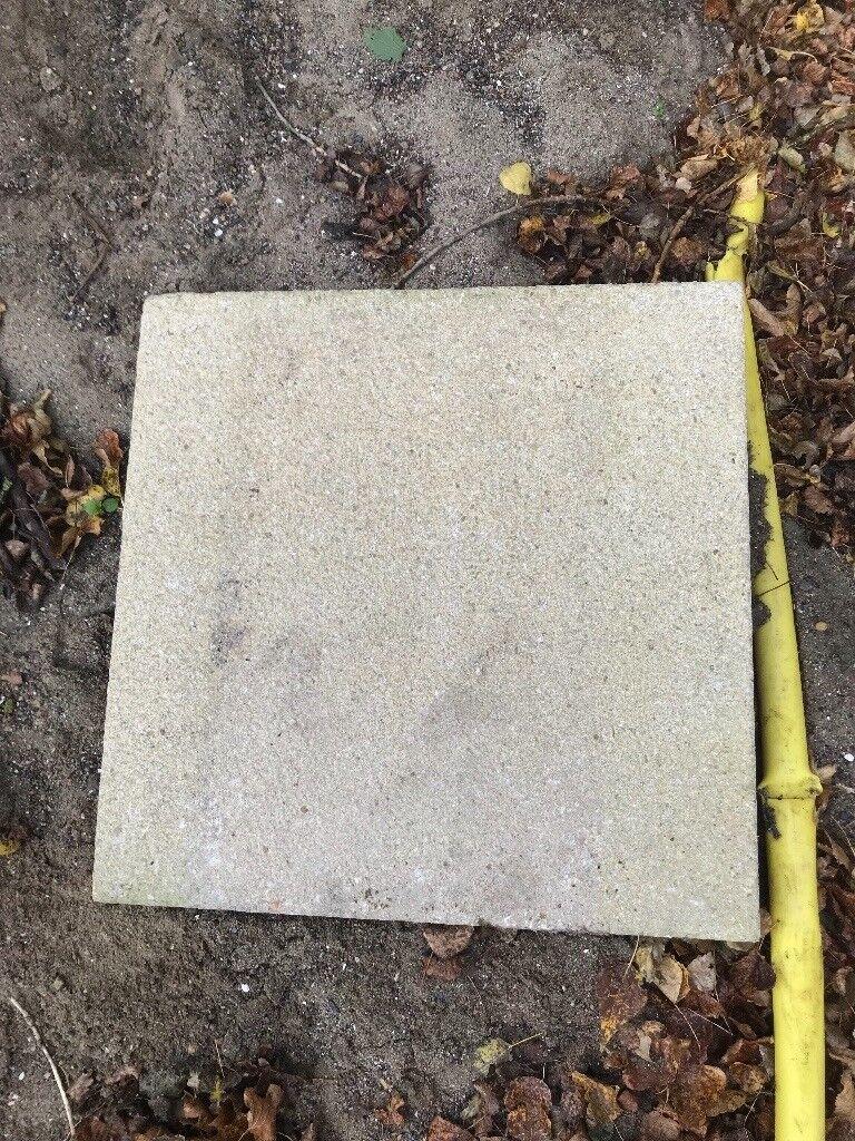 Marshall's Saxon natural patio paving slabs