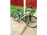 I have lovely bike saracen like brand new Is good condition