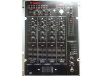 DJ mixer VESTAX PMC-280 mint condition