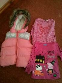 Girl's clothes - 3-4yrs