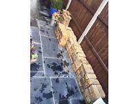 London stock yellow reclaimed bricks