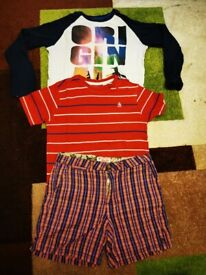 Small bundle for boys / 3 items / 8 - 9 years / Original Penguin