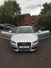 2008 Audi A5 2.7 TDI Sport A, 2 Doors Diesel Coupe