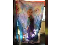 Frozen Single Quilt Cover 2 Sided