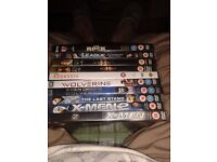 10 assorted dvd's only £5