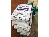Rugby premium cement x 10 bags