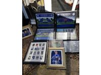 Loads of chelsea stuff collectables