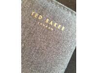 Ted Baker Men's Key Holder & Wallet - Brand New