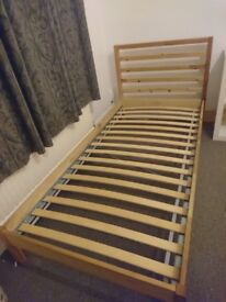 Single bed frame tarva ikea