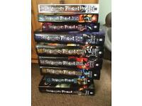 Skullduggery Pleasant Books - Teen Fiction - Full Set - Derek Landy