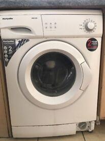 Montpellier MW5100p 5kg washing machine for sale