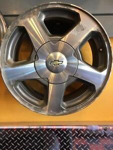 "Mag jante rim Chevrolet 6x127 16"" 80$ les 4"