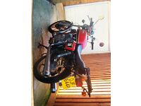 Moto Morini 3 1/2 Strada