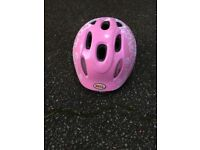 Girls cycle helmet