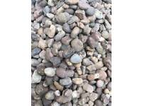 Scottish decorative pebbles