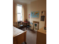 Large Double Room Close to Tube Available for Short Let from Oct 8th (All Bills Inc.)