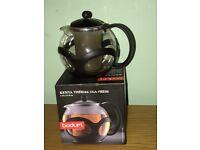 Kenya Theiere tea press