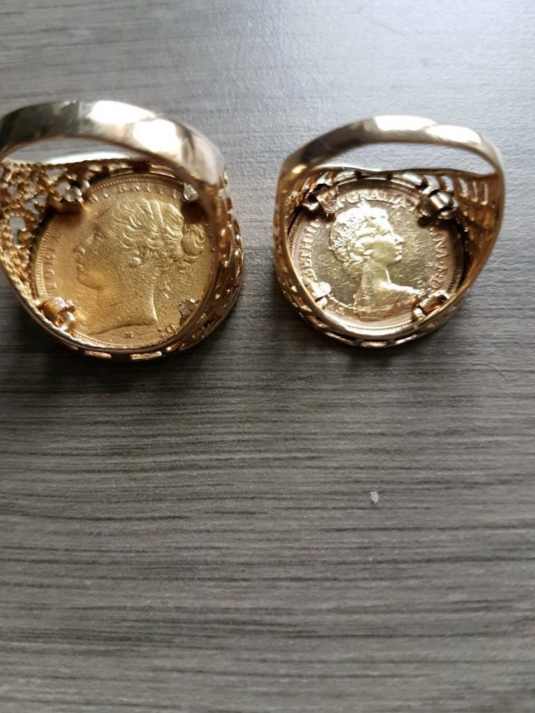 shpock for rings sovereign gold tendring used i in solid men ct