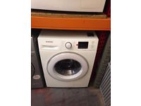SAMSUNG 7KG WASHING MACHINE ECOBUBBLE TECHNOLOGY WHITE RECONDITIONED