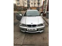 BMW 325ci Coupe M SPORT PACKET
