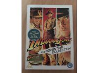 Indiana Jones: The Adventure Collection boxset