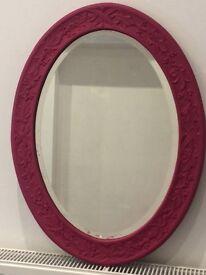 Up-cycled Vintage Mirror