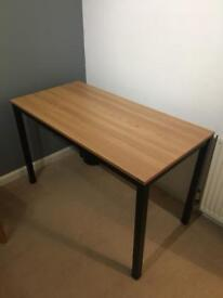 Desk/Table Wood Effect Top