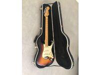 Fender stratocaster American Deluxe 2001