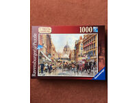 RAVENSBURGER 1000 PIECE JIGSAW PUZZLE-ST PAULS & LUDGATE HILL