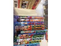 One piece manga comic books
